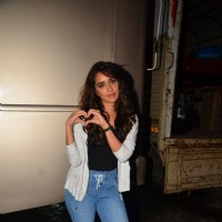 Shraddha Kapoor Snapped at 'Mehboob Studio'
