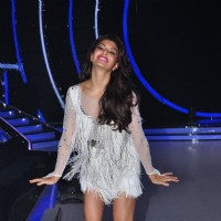 The hottie Jacqueline Fernandez shoots for Jhalak Dikhhlaa Jaa 9 Season Premiere