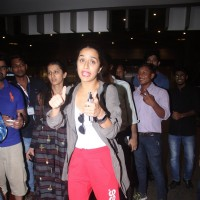 Shraddha Kapoor spotted at airport!