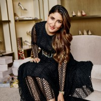 Bollywood Star and Fashion Icon Kareena Kapoor Khan Visits JIMMY CHOO