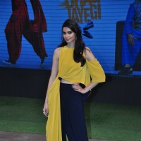 Diana Penty at Trailer launch of 'Happy Bhaag Jayegi' Team at Kapil Sharma Show