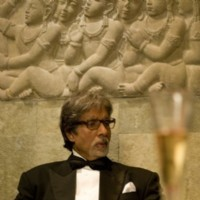 Amitabh Bachchan in Teen Patti movie