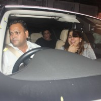 Shah Rukh Khan snapped at 'Nido'