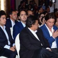 SRK and Ambanis at Launch of Gunjan Jain's Book 'She Walks She Leads'