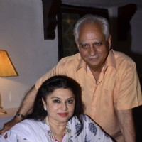 Ramesh Sippy and Kiran Juneja at Akbar Khan's Get together party!