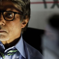 Amitabh Bachchan in the movie Rann