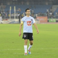 Dino Morea at Soccer Match between Parliamentary MP vs All Stars