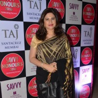 Kunickaa Sadanand at Savvy Honours 2016
