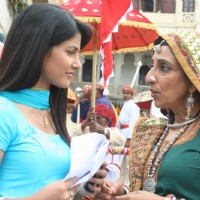 Akshara with Sankari Tai
