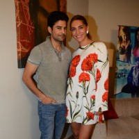 Rajeev Khandelwal and Bond Girl starring 'Fever'