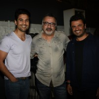 Rajeev Khandelwal, Ajay Chabbria and Vikas Bahl at 'Fever' Bash!