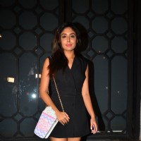 Kritika Kamra  at 'Fever' Bash!