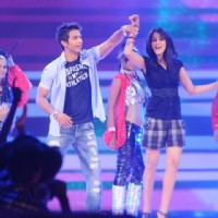 Shahid Kapoor and Genelia Dsouza in Music Ka Maha Muqqabla