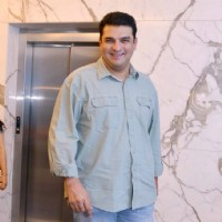 Siddharth Roy Kapur at Special screening of the film 'Dishoom'