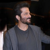 Anil Kapoor at Special screening of the film 'Dishoom'