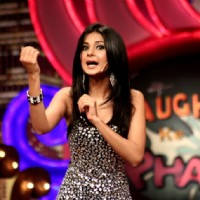 Jennifer Winget in Laughter Ke Phatke show