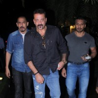 Birthday Bash of Sanjay Dutt!