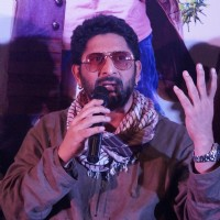 Arshad Warsi Promotes 'THE LEGEND OF MICHAEL MISHRA'