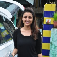 Parineeti Chopra snapped post rehearsals