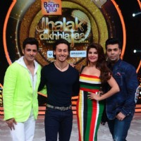 Celebs Promotes 'A Flying Jatt' on Jhalak Dikhhla Jaa