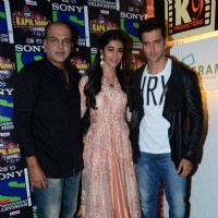 Celebs at Promotion of 'Mohenjo Daro' on sets of The Kapil Sharma Show