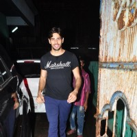 Sidharth Malhotra snapped post rehearsals of Dream Team tour