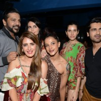 Celebs at Pria Kataria Puri's fashion preview