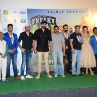 Celebs at Trailer launch of 'Freaky Ali'