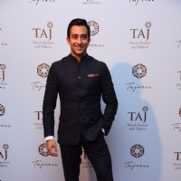 Rahul Khanna at 'Tajness Celebration'