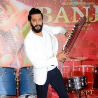 Riteish Deshmukh at Trailer launch of movie 'Banjo'