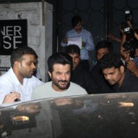 Anil Kapoor at Rohini Iyer's Birthday bash!