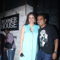 Tabu at Rohini Iyer's Birthday bash!