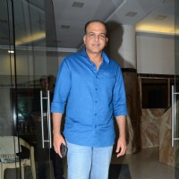 Film maker Ashutosh Gowariker snapped