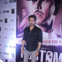 Arjan Bajwa at Special Screening of 'Rustom' at Yashraj Studios