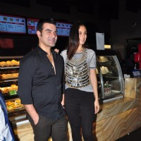Bruna Abdullah and Arbaaz Khan Promotes 'Yea Toh Two Much Ho Gaya'