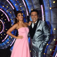 Jacqueline Fernandes and Govinda on sets of 'Jhalak Dikhlaa Jaa'
