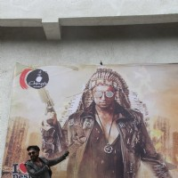Ranveer Singh promotes'Ranveer Ching Returns' at Gaitey Galaxy Theatre