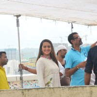 Sonakshi Sinha Promotes'Akira' on sets of Savdhaan India
