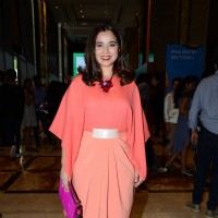 Simone Singh at Lakme Fashion Week Winter Festive 2016- Day 1