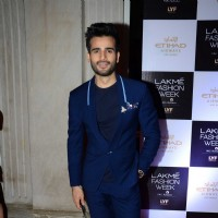Karan Tacker at Lakme Fashion Week Winter Festive 2016- Day 1