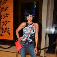 Mandira Bedi at Lakme Fashion Week Day 3
