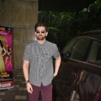 Neil Nitin Mukesh at Launch of Sophie Choudry's Song 'Sajan Main Nachungi'