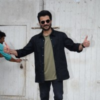 Anil Kapoor snapped at Mehboob Studio