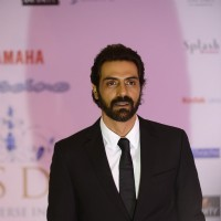 Arjun Rampal at Yamaha Fascino Miss Diva 2016
