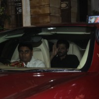 Anil Kapoor Snapped at Dipti Sandesara's Bash!