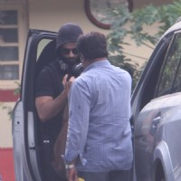 Shahid Kapoor, the new Papa of Bollywood snapped outside a Gym!