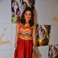 Chitrashi Rawat at Singer Shweta Pandit and Ivano Fucci's Wedding!