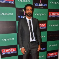 Arjun Rampal at Launch of Yuvraj Singh's new Clothing line 'YouWeCan'