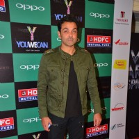 Bobby Deol at Launch of Yuvraj Singh's new Clothing line 'YouWeCan'