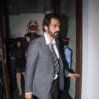 Arjun Rampal at Baba Dewan's Bash